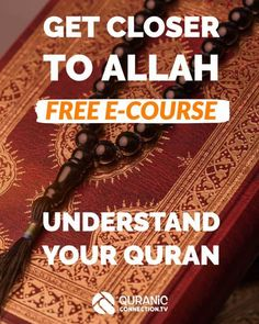 Get Closer to Allah - Free e-Course for Succes with your Islam. Understanding your Quran is the foundation to the success of every muslim's connection to Allah. Islamic Teachings, Islamic Dua, Islamic Quotes, How To Become Happy, Are You Happy, Preparing For Ramadan, Ibn Taymiyyah, Allah Loves You, Asking For Forgiveness