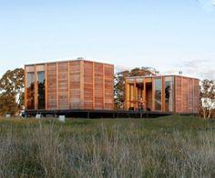 ARKit Prefab houses