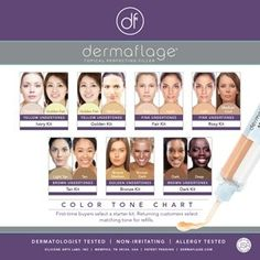 Amazon.com : Dermaflage Worry Less Starter Kit, Fair : Makeup : Amazon Launchpad