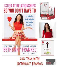 Girl Talk with Bethenny Frankel   MomTrends