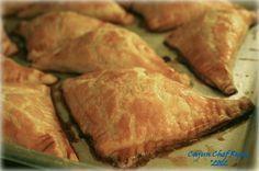Cajun Crawfish Pies