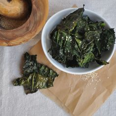 Yummo! Veggies on Pinterest | Kale, Mushrooms and Kale Chips