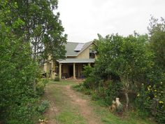 ha Farm in Wittedrift, Peaceful Country Retreat in Wittedrift Plettenberg Bay! Private Property, Home And Garden, Country Roads, Houses, Explore, Plants, Homes, Plant, House