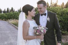 Pareja de novios #wedding #bodas #novios #bride #groom #love