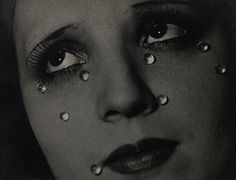 Glass Tears, 1932, by Man Ray, on show in The Radical Eye: Modernist Photography from the Sir Elton John Collection