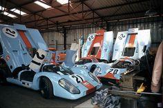 Porsche 917k LeMans 1970
