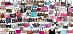 ...Purses, purses, purses...