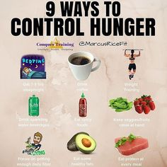 A Fitness Trainer Reveals 9 Ways to Control Hunger (So You Can Lose Weight Faster!) A Fitness Trainer Reveals 9 Ways to Control Hunger (So You Can Lose Weight Faster! Weight Loss Meals, Losing Weight Tips, Healthy Weight Loss, How To Lose Weight Fast, Easy Weight Loss Tips, Reduce Weight, Weight Loss Products, Healthy Fats, Get Healthy