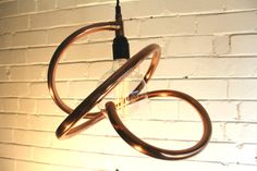 Havlock Copper Pendant Light