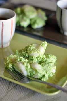 Recipe: Zunda Mochi, Mochi Balls topped with Sweet Edamame Soybeans Paste.  It's a Traditional Vegan Sweet in North East Japan.|ずんだ餅