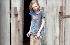 They killed the kid. Most shocking moment in season 2 part 1. The Walking Dead is my fav show right now.