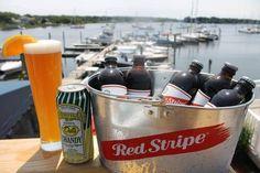 Beer in all shapes & sizes. #dellsshandy #redstripe