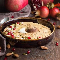 Pumpkin Spice Breakfast Porridge (low carb, keto) via @lowcarbmaven