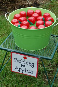 Apple Orchard Birthday Party Ideas | Photo 1 of 23 | Catch My Party