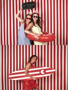 Fotocabine tema praia // Beach theme photobooth