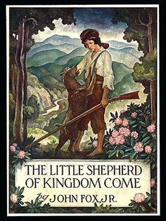 Would love to have a print made of this. 'The Little Shepherd of Kingdom Come' by John Fox, Jr., written about my family's land. John Fox, Jr. stayed with my great-grandmother while writing this and supposedly based a character off of her.