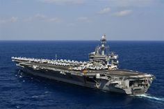 """The United States has decided to spend many billions of dollars on theCVN-78(""""Ford"""") class of aircraft carriers to replace the venerable Nimitz class."""