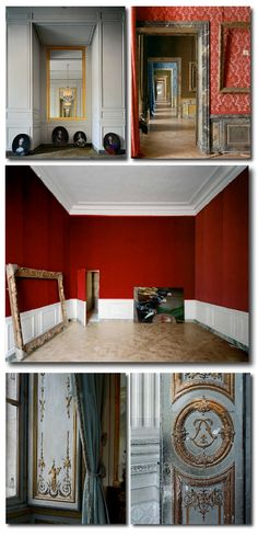 Robert Polidori Versailles