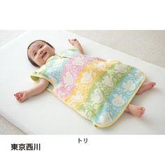 【ベビーの夏寝具】今治産タオルスリーパー