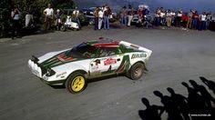 1976 - Driver: Björn Wadegard - Car: Lancia