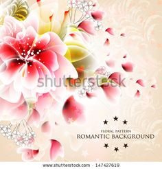 Wedding invitation card by Wedding invitation cards, via ShutterStock