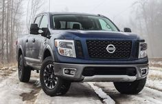 2019 Nissan Titan: Stronger Truck Design and Power as Its Name