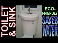Caroma Profile Toilet With Water Saving Integrated Dual Flush Hand Sink    YouTube