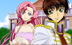 Code Geass Принц с принцессой  Код Гиас Аниме