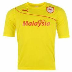 Cardiff City Away Shirt 2013/14