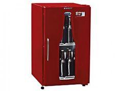 Cervejeira/Expositor Vertical 1 Porta - 120L Frost Free Gelopar GRBA 120VM