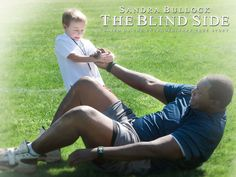 The Blind Side i love their relationship in this!