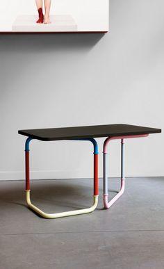 Table Taulin par Cose Da Bocia - Blog Déco Design