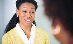 Christian speaker, best-selling author and actress Priscilla Shirer shares an inspiring lesson she learned on the set of her new film, War Room.