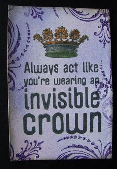 It helps when you are surrounded by peasants lol!  And it helps your self esteem