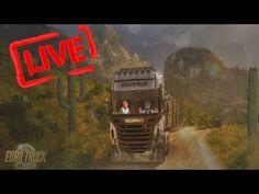 ►🚚 Euro Truck SIMULATOR 2 MULTIPLAYER 🚚◄ JOGANDO COM OS INSCRITOS - 12/0...