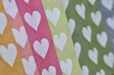 Pavo woven wraps | HEARTS!
