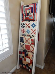 Happy Memorial Day and Patriotic Quilts Quilt Storage, Quilt Racks, Quilt Display, Patriotic Quilts, Happy Memorial Day, Traditional Quilts, Blue Quilts, Antique Quilts, Perfect Photo