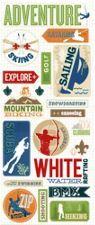 High-Adventure Stickers