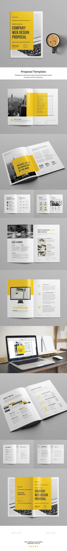 Social Media Proposal Proposals, Proposal templates and Template