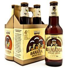 Healthy Not-Healthy Recipes: Not Healthy: Banana Bread Beer Banana Bread Recipe...
