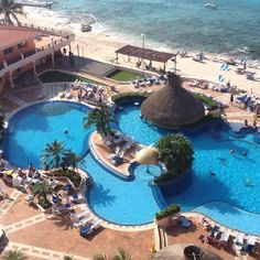 El Cozumeleno/  My favorite family memory and  trip ever!