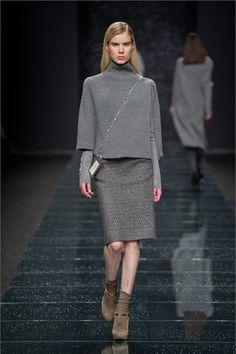 Anteprima - Collections Fall Winter 2012-13 - Shows - Vogue.it. Look 25 - Elsa Sylvan.