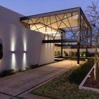 Poesía arquitectónica - Casas - EspacioyConfort - Arquitectura y decoración