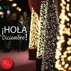 Hola diciembre