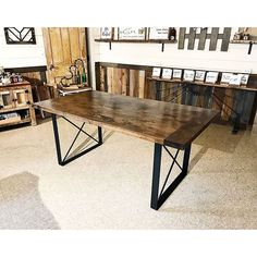 Stay up to speed on Symmetry's metal table leg work. Here is a gallery of our most recent metal table base designs and DIY finished products. Metal Table Legs, Ping Pong Table, Dining Bench, Hardware, Gallery, Outdoor, Furniture, Instagram, Design
