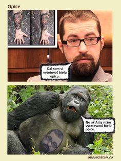 Dve opice