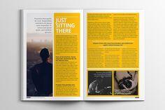 Multipurpose Print Newsletter - Magazines - 6