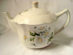 Vintage James Kent Old Foley Teapot