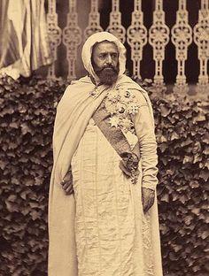 Emir Abdelkader (The founder of the modern Algerian state)