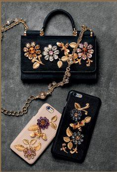 Diy Fashion Accessories Handbags Dolce & Gabbana 58 Ideas For 2019 Luxury Purses, Luxury Bags, Luxury Handbags, Purses And Handbags, Cheap Handbags, Leather Handbags, Diy Fashion Accessories, Bag Accessories, Dolce Gabbana 2016